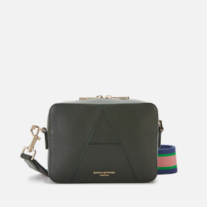 Aspinal of London Women's Camera Bag - Evergreen