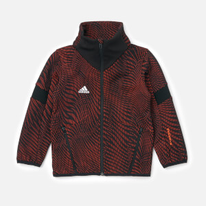 adidas Boys' Young Boys Nemis Top - Red