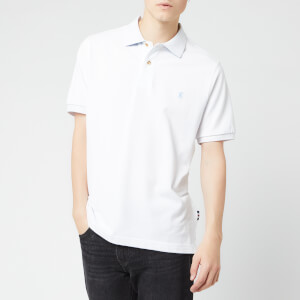 Joules Men's Woody Polo Shirt - White