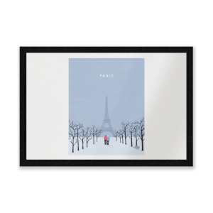 Paris Entrance Mat