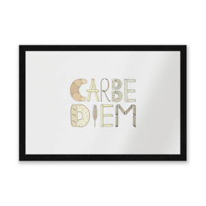 Carbe Diem Entrance Mat