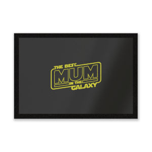 Best Mum In The Galaxy Entrance Mat