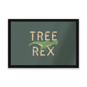 Tree Rex Entrance Mat