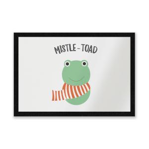 Mistle-Toad Entrance Mat