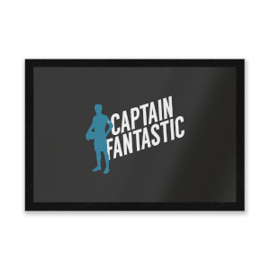 Captain Fantastic Entrance Mat