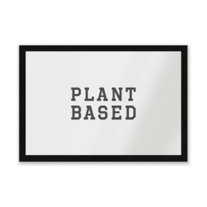 Plant Based Entrance Mat
