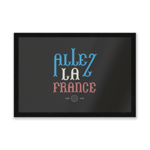 Allez La France Entrance Mat