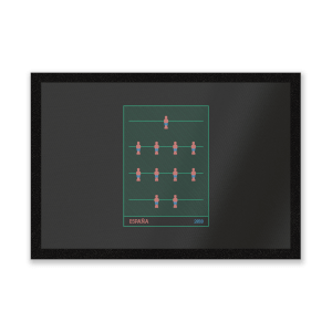 Fooseball Espana Entrance Mat