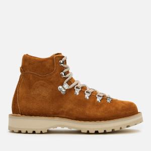 Diemme Roccia Vet Suede Hiking Style Boots - Brown