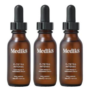 Medik8 C-Tetra+ Intense Serum 30ml Duo (Worth $280.00)