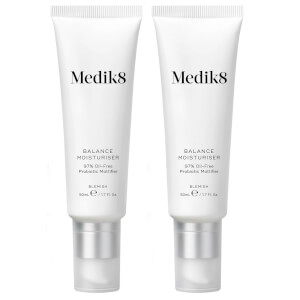 Medik8 Balance Moisturiser and Glycolic Acid Activator Duo (Worth $196.00)