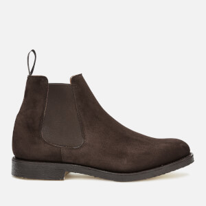 Church's Men's Greenock Suede Chelsea Boots - Brown