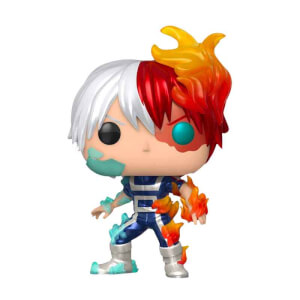 My Hero Academia Todoroki EXC Pop! Vinyl Figure