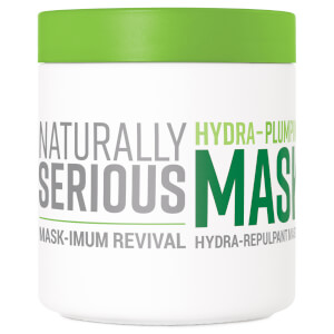 Naturally Serious Mask-Imum Revival Hydrating Plumping Mask 3.4oz