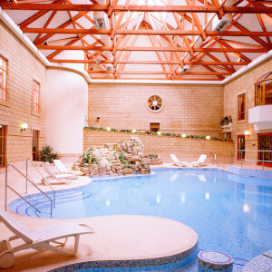 Health Club Day Pass with Cream Tea for Two at a Marriott Hotel