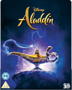 Aladdin 3D (Includes 2D Blu-Ray) - Zavvi UK Exclusive Steelbook