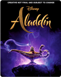 Aladdin 4K Ultra HD (Includes 2D Blu-Ray) - Zavvi Exclusive Steelbook