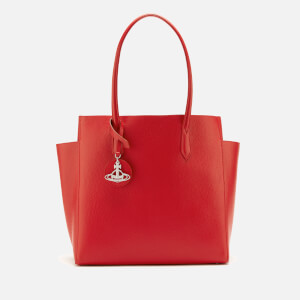 Vivienne Westwood Women's Rachel Large Shopper Bag - Red