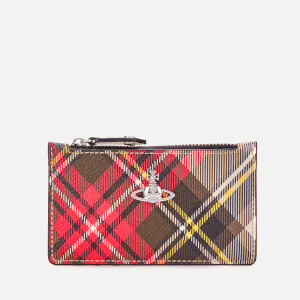 Vivienne Westwood Women's Derby Slim Long Card Holder - New Exhibition