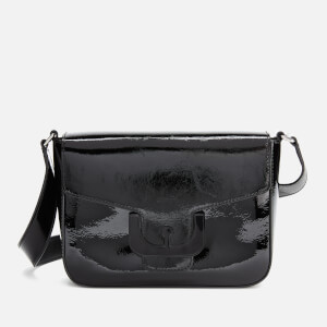 Coccinelle Women's Ambrine Cross Body Bag Naplack - Black