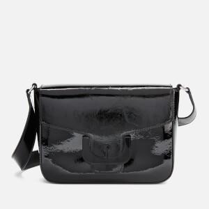 Coccinelle Women's Ambrine Cross Body Bag Naplack - Black