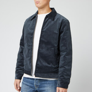 Edwin Men's Cord Club Jacket - Ebony