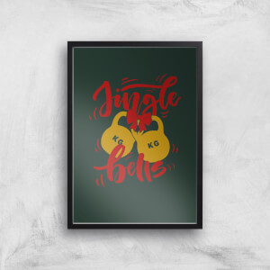 Jingle (Kettle) Bells Art Print