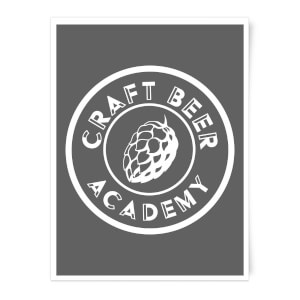 Craft Beer Academy Art Print