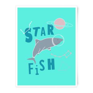 Star Fish Art Print