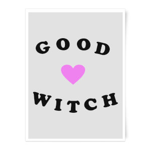 Good Witch Art Print