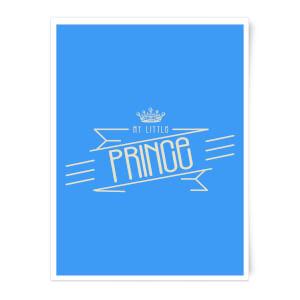 My Little Prince Art Print