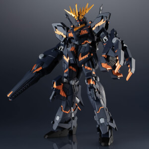 Mobile Suit Gundam Gundam Universe Action Figure RX-0 Unicorn Gundam 02 Banshee 16cm