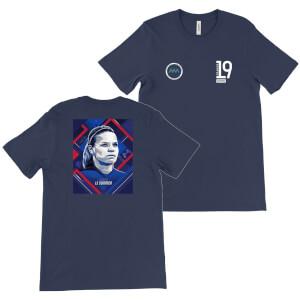 Icons T-Shirt - Eugénie Le Sommer