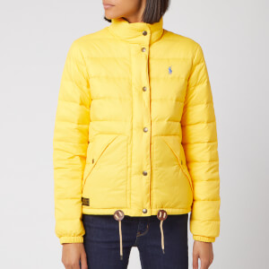 Polo Ralph Lauren Women's Hawthorn Jacket - Athletic Gold