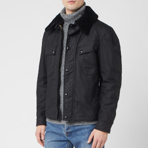 Belstaff Men's Patrol Jacket - Black