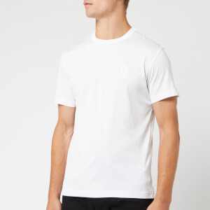 Belstaff Men's Small Logo T-Shirt - White