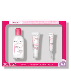 Bioderma Sensibio Routine Kit (Worth $50.70)