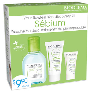 Bioderma Sebium Discovery Kit (Worth $25)