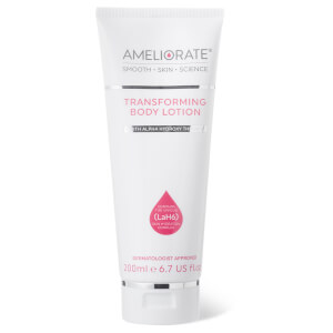 AMELIORATE Transforming Body Lotion - Rose 200ml