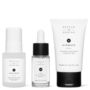 Pestle & Mortar Ultimate Hydration Set