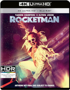 Rocketman 4K Ultra HD (incluye Blu-ray 2D)