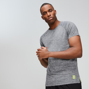 MP Men's Training T-Shirt - Carbon Marl