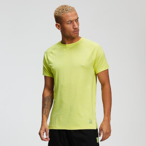 MP Training Men's T-Shirt - Limeade Marl