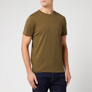 Polo Ralph Lauren Men's Crew Neck T-Shirt - Defender Green
