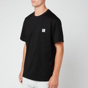 Wooyoungmi Men's Logo T-Shirt - Black