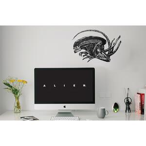 Alien Wall Decals
