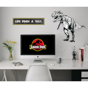 Jurassic Park Wall Decals