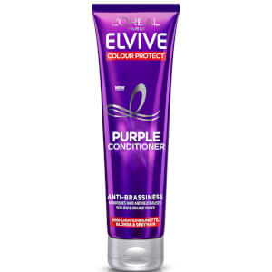L'Oréal Paris Elvive Colour Protect Anti-Brassiness Purple Conditioner 150ml