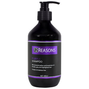 12Reasons Purple Shampoo 400ml