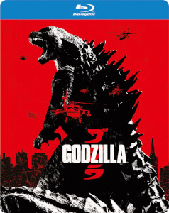 Godzilla – Limited Edition Steelbook